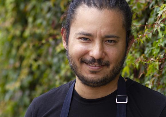 Chef Pablo Díaz
