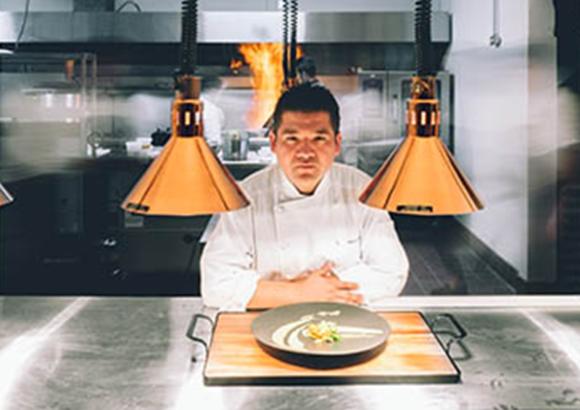 Chef Sergio Díaz