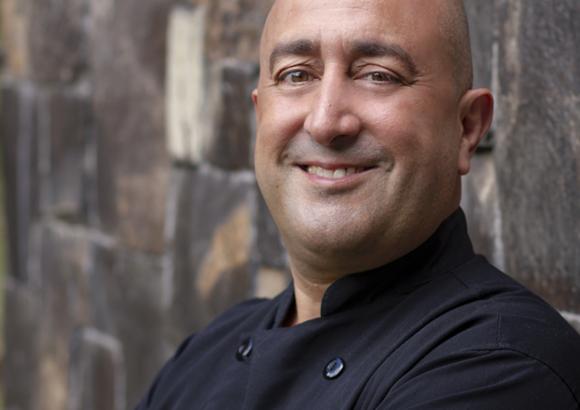 Chef Rodrigo Lacayo